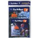 [PAC]Fun to Read 2-08 Sky Is Falling!, The[치킨리틀] (페이퍼백+CD)[Disney]