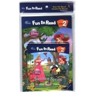 [PAC]Fun to Read 2-10 Sweetest Spring, The[공주들] (페이퍼백+CD)[Disney]