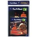 [PAC]Fun to Read 1-15 Don't be a Chicken[치킨리틀] (페이퍼백+CD)[Disney]