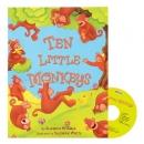 Pictory Set 1-40 / Ten Little Monkeys
