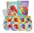 [DVD]4종: 세서미 비기닝스 DVD Set (Sesame Beginnings)