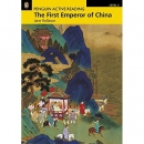 [PAC]Penguin Active Reading Level 2 :First Emperor of China (Book & CD-ROM)