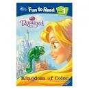[PAC]Fun to Read 1-07 Kingdom of Color[라푼젤] (페이퍼백+CD)[Disney]