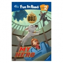 [PAC]Fun to Read 2-18 My Hero [볼트] (페이퍼백+CD)[Disney]