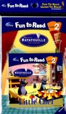 [PAC]Fun to Read 2-20 Little Chef[라따뚜이] (페이퍼백+CD)[Disney]