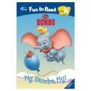 [PAC]Fun to Read K-01 Fly, Dumbo, Fly [덤보] (페이퍼백+CD)[Disney]