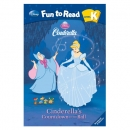 [PAC]Fun to Read K-04 Cinderella's Countdown to the Ball[신데렐라] (페이퍼백+CD)[Disney]