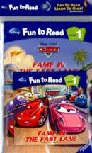 [PAC]Fun to Read 1-17 Fame in the Fast Lane[카] (페이퍼백+CD)[Disney]
