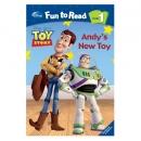 [PAC]Fun to Read 1-20 Andy's New Toy[토이스토리1] (페이퍼백+CD)[Disney]