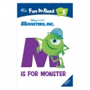 [PAC]Fun to Read 1-18 Monsters, INC. Is For Monster[몬스터 주식회사] (페이퍼백+CD)[Disney]