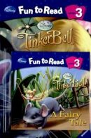 [PAC]Fun to Read 3-01 A Fairy Tale[팅커벨] (페이퍼백+CD)[Disney]