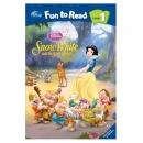 [PAC]Fun to Read 1-13 Snow White and the Seven Dwarfs[백설공주] (페이퍼백+CD)[Disney]