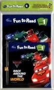 [PAC]Fun to Read 1-21 Race Around the World [카2] (페이퍼백+CD)[Disney]
