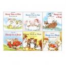 [P] Nancy Shaw의 Sheep (낸시 쇼의 양) 6종 그림책 [Nancy Shaw]