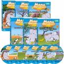 [DVD] Mama Mirabelle's Home Movies 1 마마미라벨의 동물극장 1집 : 내셔널지오그래픽 KIDS