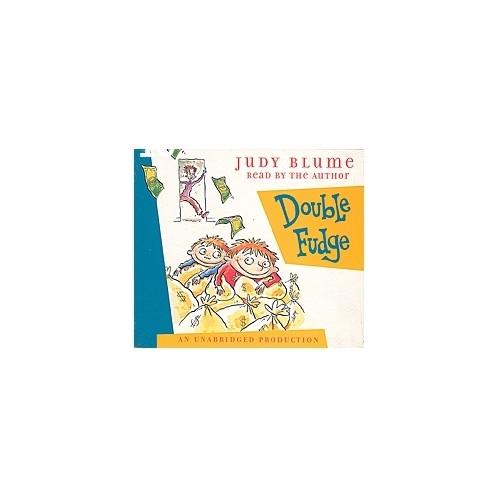 <span>[CD]</span> Double Fudge <span>[Judy Blume]</span>