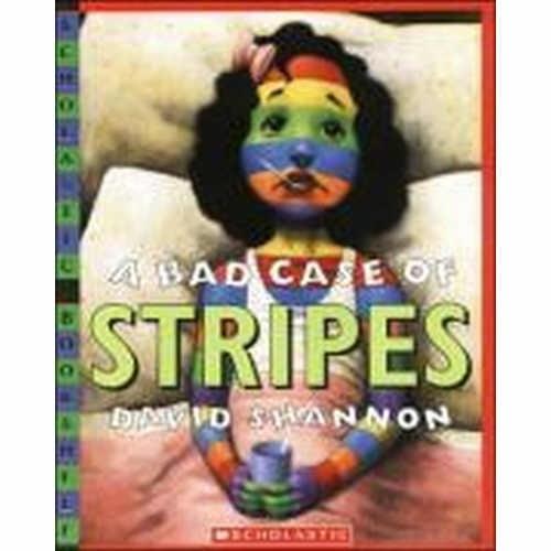 <span>[P]</span> A Bad Case Of Stripes