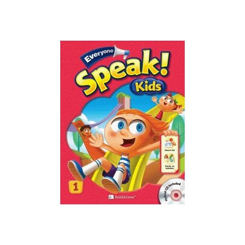 <span>[PAC]</span> Everyone, Speak! Kids 1