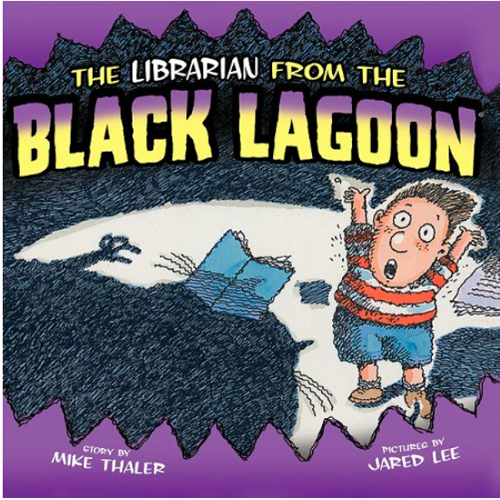 <span>[P]</span> The Librarian from the Black Lagoon