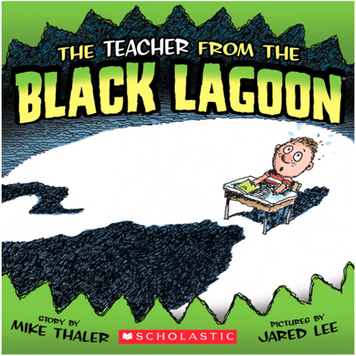 <span>[P]</span> The Teacher From The Black Lagoon