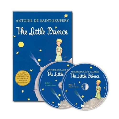 [PAC] The Little Prince (어린왕자) (책+CD)