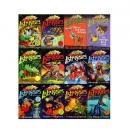 [P] Astrosaurs Series 12종 북세트 [Astrosaurs]