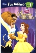 [PAC]Fun to Read 1-16 Beauty and the Beast [미녀와 야수] (페이퍼백+CD)[Disney]