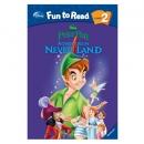 [PAC]Fun to Read 2-15 Adventure in Never Land[피터팬] (페이퍼백+CD)[Disney]