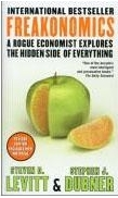 [P] Freakonomics : A Rogue Economist Explores The Hidden Side of Everything (성인용)