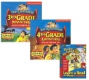 [CD-rom] 리더래빗 Reader Rabbit 초등 고학년세트(3rd Grade,4rd Grade, Reading 9-12)