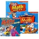 [CD-ROM] 리더래빗 Reader Rabbit 수학 Math 세트 (Math 4-6, Math 6-9, Math 9-12)