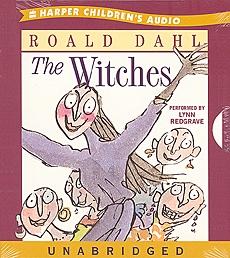 <span>[Roald Dahl]</span><span>[CD]</span>The Witches...