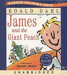 <span>[Roald Dahl]</span><span>[CD]</span>James and t...