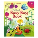 [팝업북] Usborne Pull-Back : Busy bug