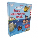 [팝업북] Usborne Pull-Back : Busy Helicopter