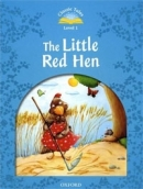 Classic Tales Level 1 :THE LITTLE RED HEN [2nd Edition](Storybook)