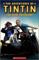 [POPCORN ELT 3] The Adventures of Tintin: The Lost Treasure (페이퍼북+오디오CD)