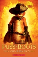 [POPCORN ELT 3] Puss IN Boots : THE GOLD OF SAN RICARDO (페이퍼북+오디오CD)