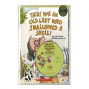 [PAC] There was an old lady who swallowed a shell!  [스칼라스틱 교육동화 Scholastic Read-along 베스트]