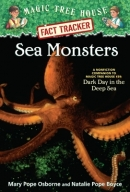 ★(균일가)[P] [Magic Tree House Fact Tracker]#17 : Sea Monsters