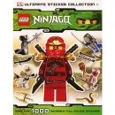 [LEGO Ninjago] DK Ultimate Sticker Collection