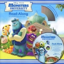 Monsters University 몬스터 대학교 Read-Along Storybook and CD [Disney Read-Along]
