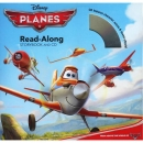 Planes 비행기 Read-Along Storybook and CD [Disney Read-Along]