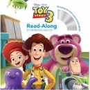 Toy Story 3 토이스토리 Read-Along Storybook and CD [Disney Read-Along]