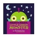 노부영 Nighty Night, Little Green Monster (하드커버+CD) [영어동화교실 노부영 B팩]