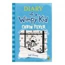 (미국판) Diary of a Wimpy Kid #6 Cabin Fever (페이퍼백)