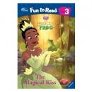 [PAC]Fun to Read 3-07: The Magical Kiss [공주와 개구리] (페이퍼백+CD)[Disney]