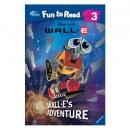 [PAC]Fun to Read 3-09 WALL∙E's Adventure [월-E] (페이퍼백+CD)[Disney]