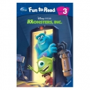 [PAC]Fun to Read 3-10 Monsters, INC. [몬스터 주식회사] (페이퍼백+CD)[Disney]