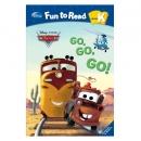 [PAC]Fun to Read K-5 GO, GO, GO! [카1] (페이퍼백+CD)[Disney]